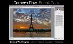 Sneak Peek: Photoshop CS6 Camera Raw