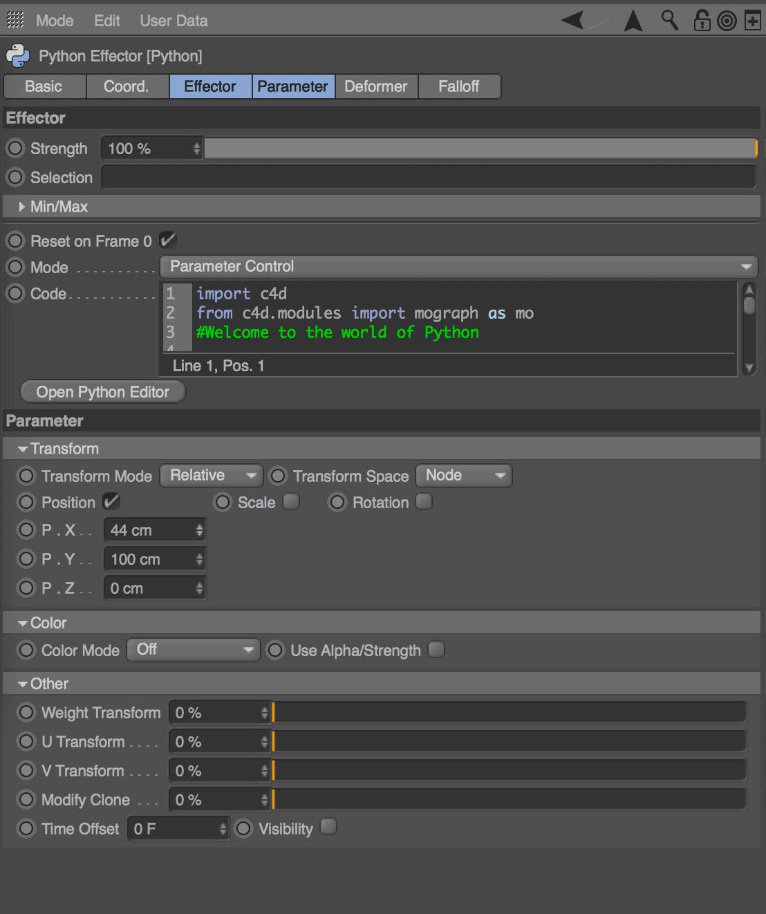C4D Spotlight: Learning Python to Expand Cinema 4D - Toolfarm