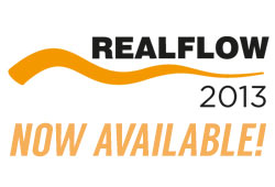 New: Next Limit RealFlow 2013