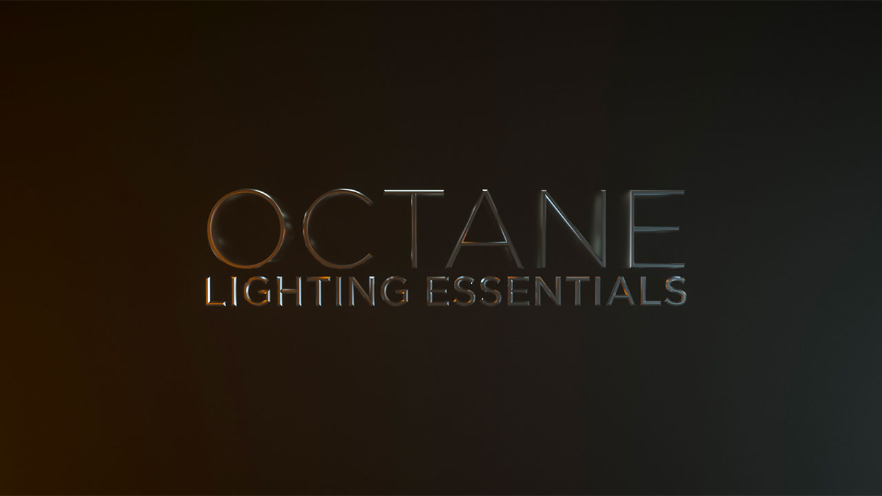 New: RenderKing Octane Lighting Essentials