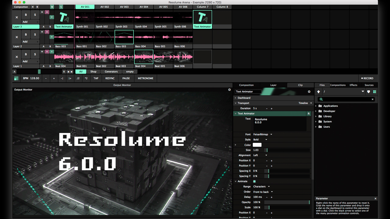 New: Resolume Arena 6 & Avenue 6 - Now Available