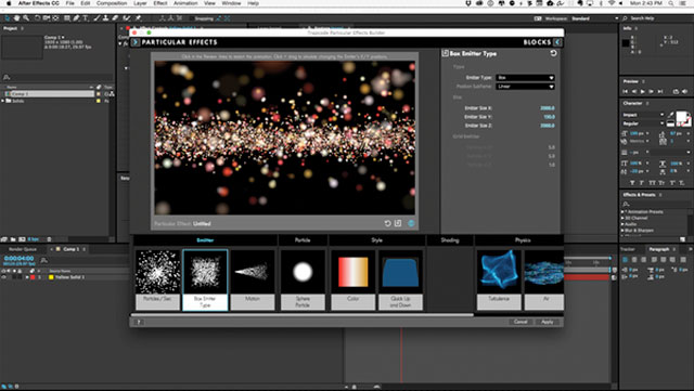 Review: Red Giant Trapcode Suite 13