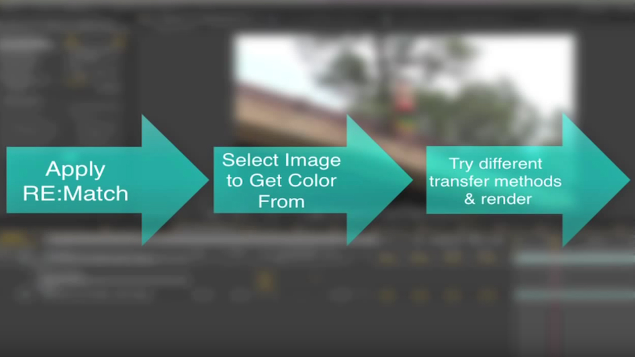 Tutorial: Re:Vision Effects Re:Match - Intro to Re:Match Color #gettingstarted