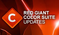 Update: Red Giant Color Suite 11.0.3 Maintenance Release