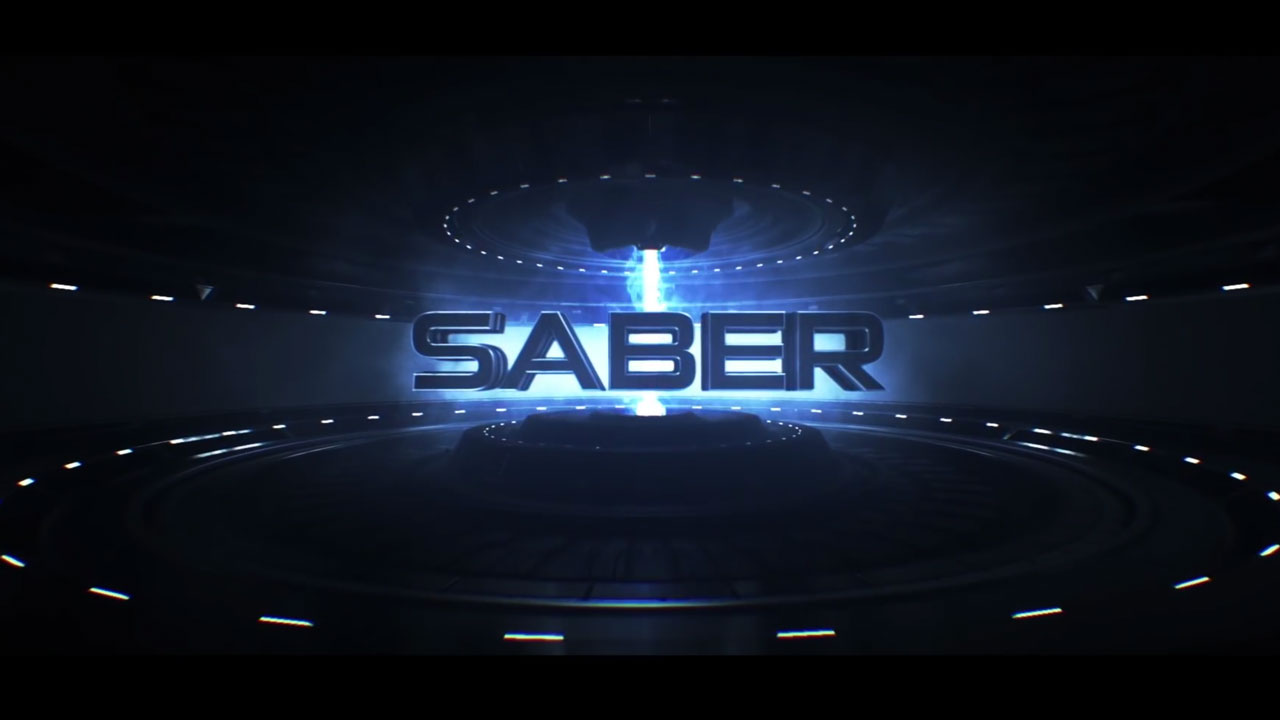 saber from video copilot