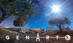New/PR: GenArts Delivers Flexibility, Speed and Creative Control in a Single Visual Effects Solution