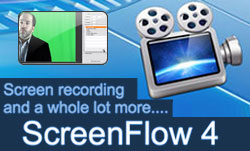New: Telestream Screenflow v4 Now Available