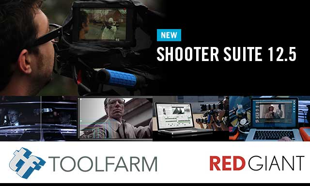 New: Red Giant PluralEyes 3.5 Released as Part of Shooter Suite 12.5 Upgrade