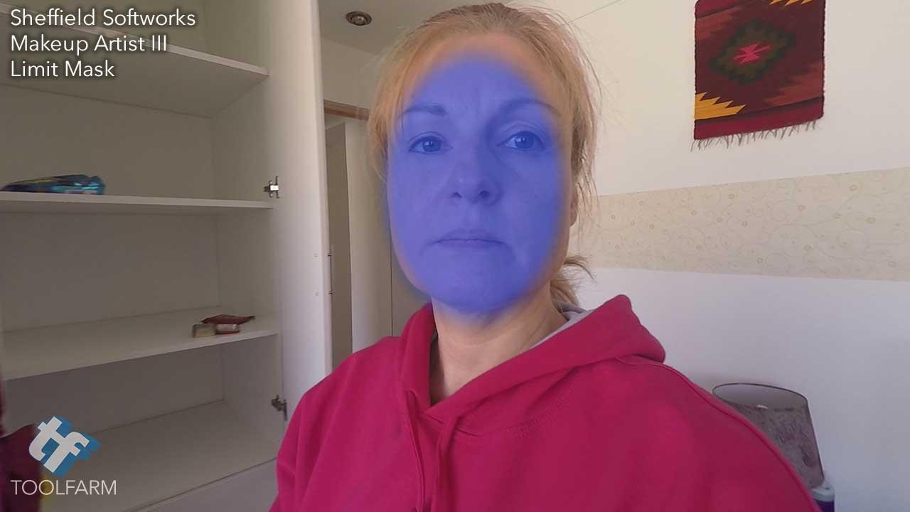 Sheffield Softworks Makeup Artist II Limit Mask