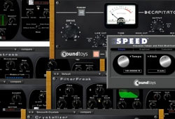 New: SoundToys Audio Plug-Ins!