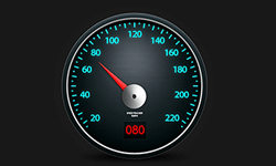Tutorial: How to Create a Simple Animated Speedometer