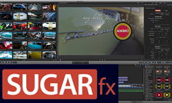 New: SUGARfx ANIMO for FCPX - 2D, 3D Animation and Revealing Templates