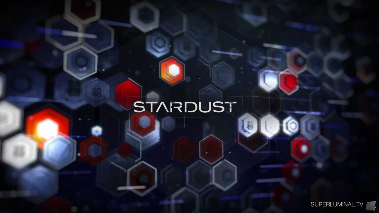 Update: Superluminal Stardust v1 1 4 - Now Add 3D Shadow to