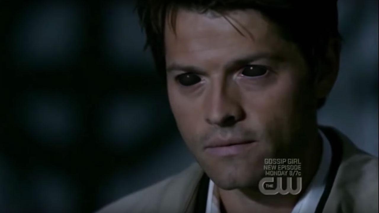 supernatural demon eyes