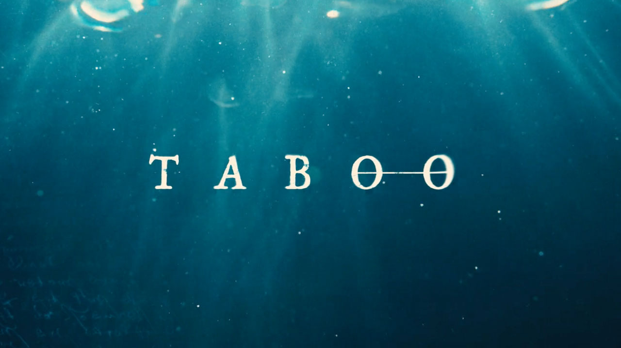 Midweek Motivation: 'Taboo' Title Sequence - Method Studios