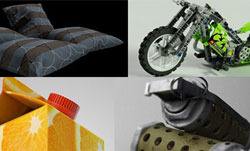 Freebies: Free C4D Model Roundup at The Pixel Lab