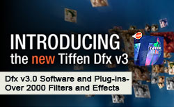 Update: Tiffen Dfx Filter Suite v3.0.5 Free Update Now Available