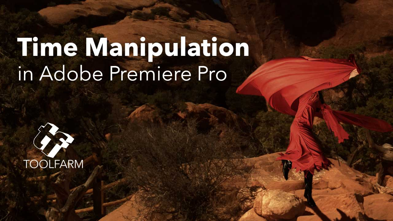 Tutorial Tuesday: Time Manipulation in Adobe Premiere Pro… and with Twixtor