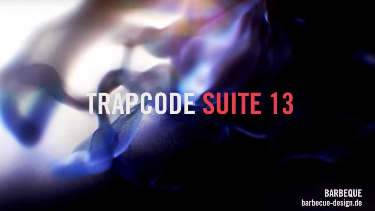 New: Trapcode Suite 13, New Trapcode Tao, New Versions of
