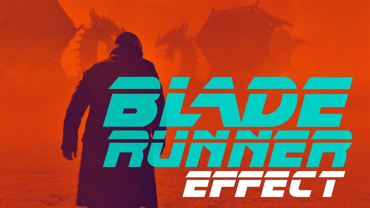 Blade Runner inspired tutorials