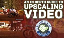 In Depth: Upscaling or Upsizing Video