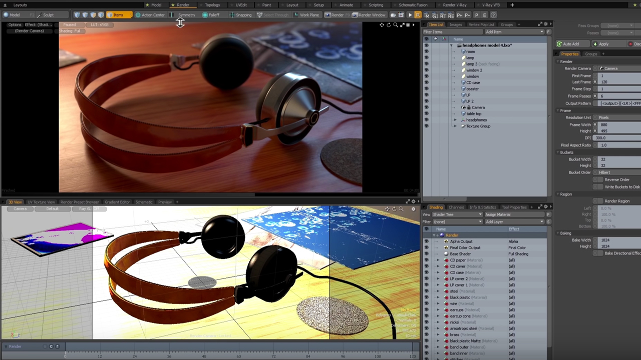 Tutorial: V-Ray for MODO: Quick Start: Intro