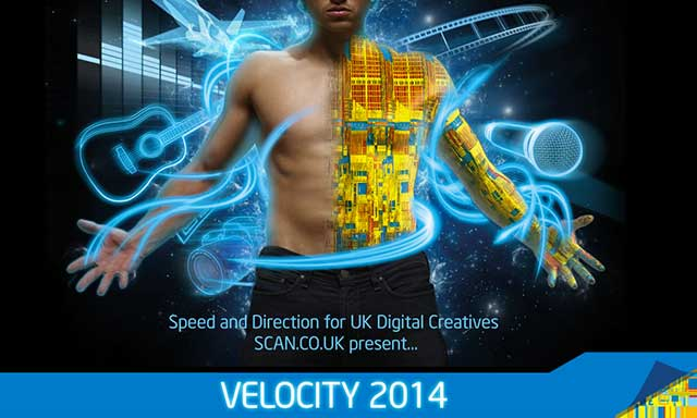 Velocity 2014: SCAN Pro Video and Intel announce motion graphics category winner