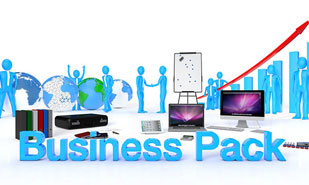 New: 3D Treatment - The Business Pack 3D Models