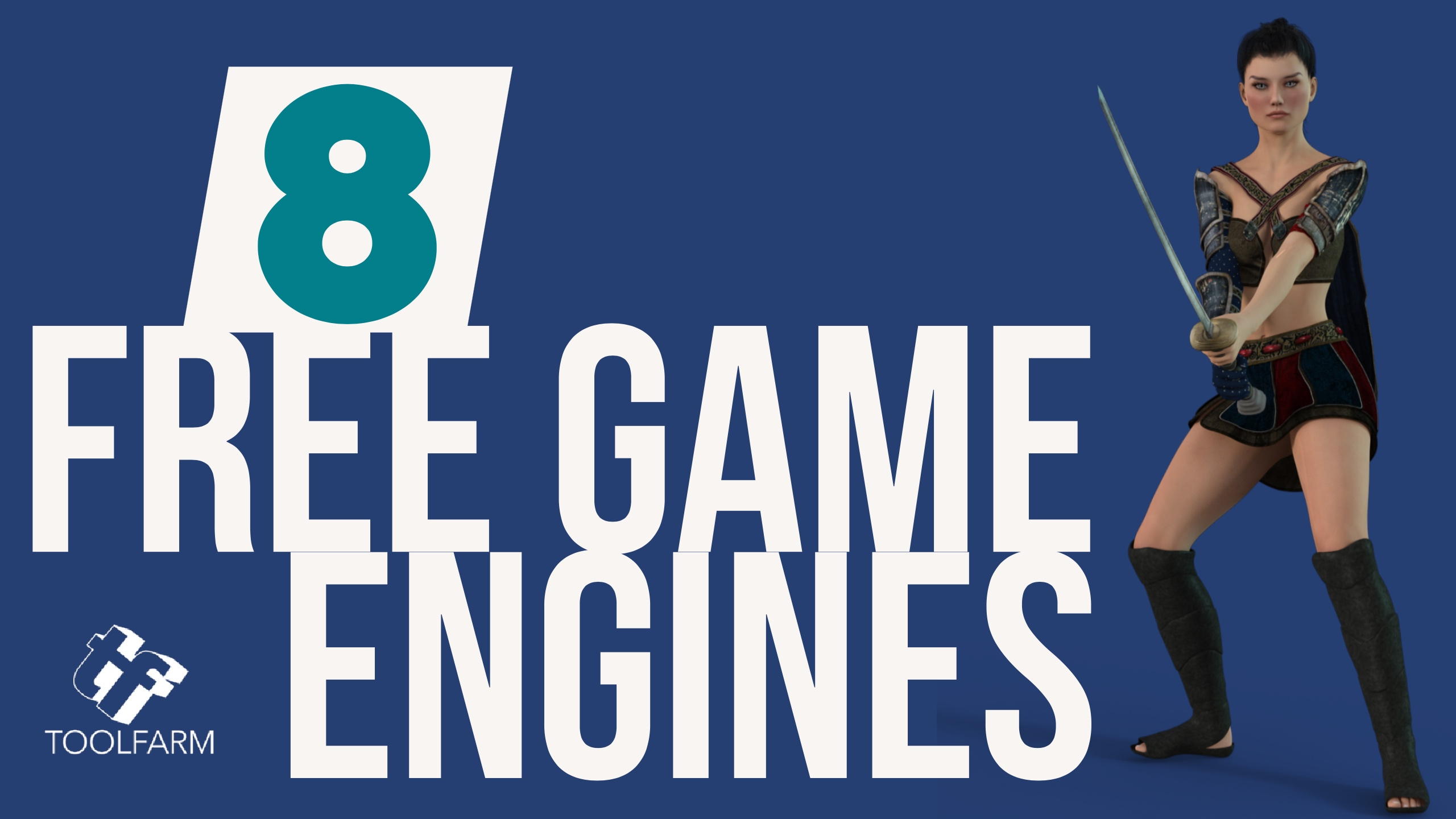In Depth: 8 Free 3D Game Engines and Free Language Learning Resources