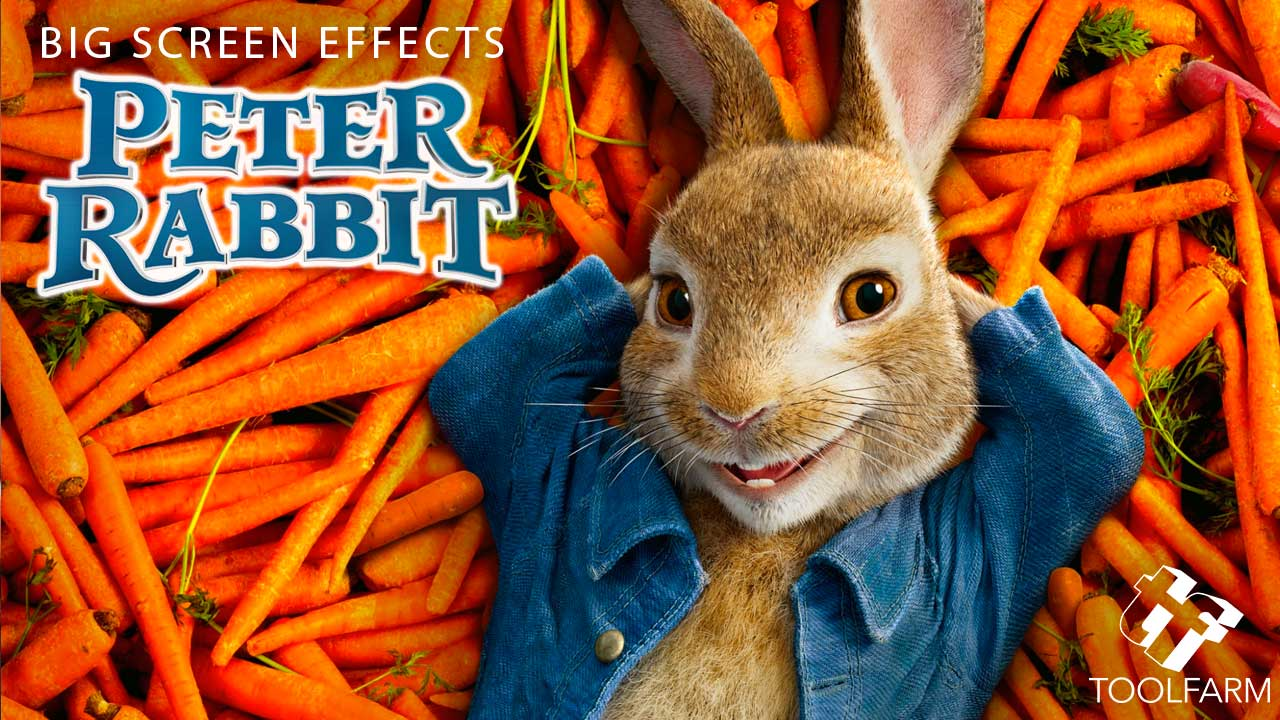 Peter Rabbit used USD