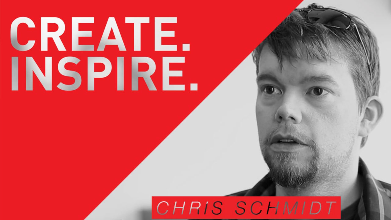 Midweek Motivations: CREATE. INSPIRE. – Chris Schmidt