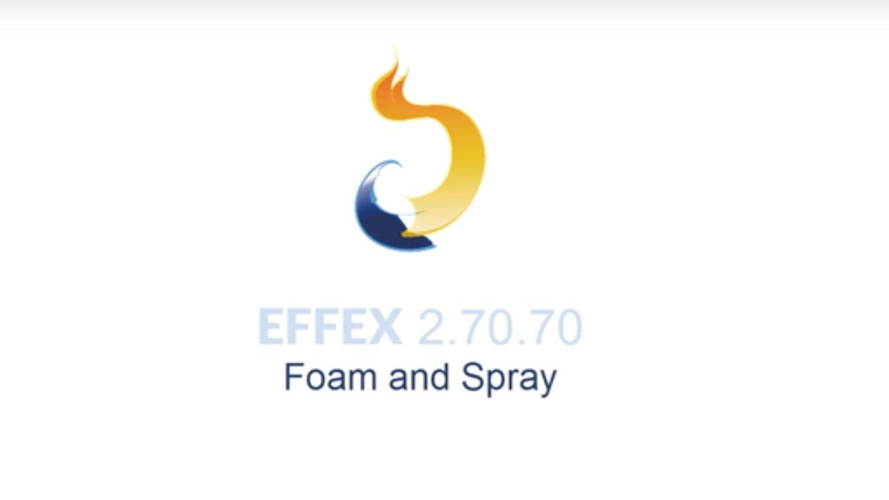 Effex 2.70.70 Foam & Spray
