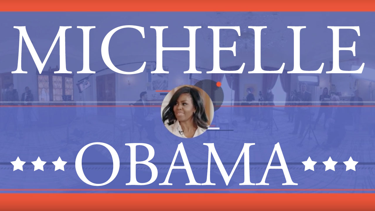News: Michelle Obama 360 with Mettle SkyBox Studio