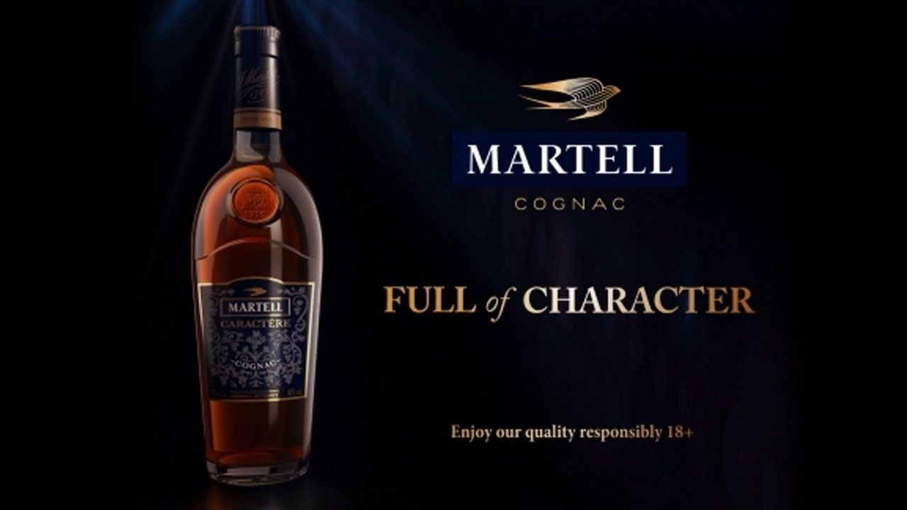 Midweek Motivation: Martell Cognac – Full of Character Case Study