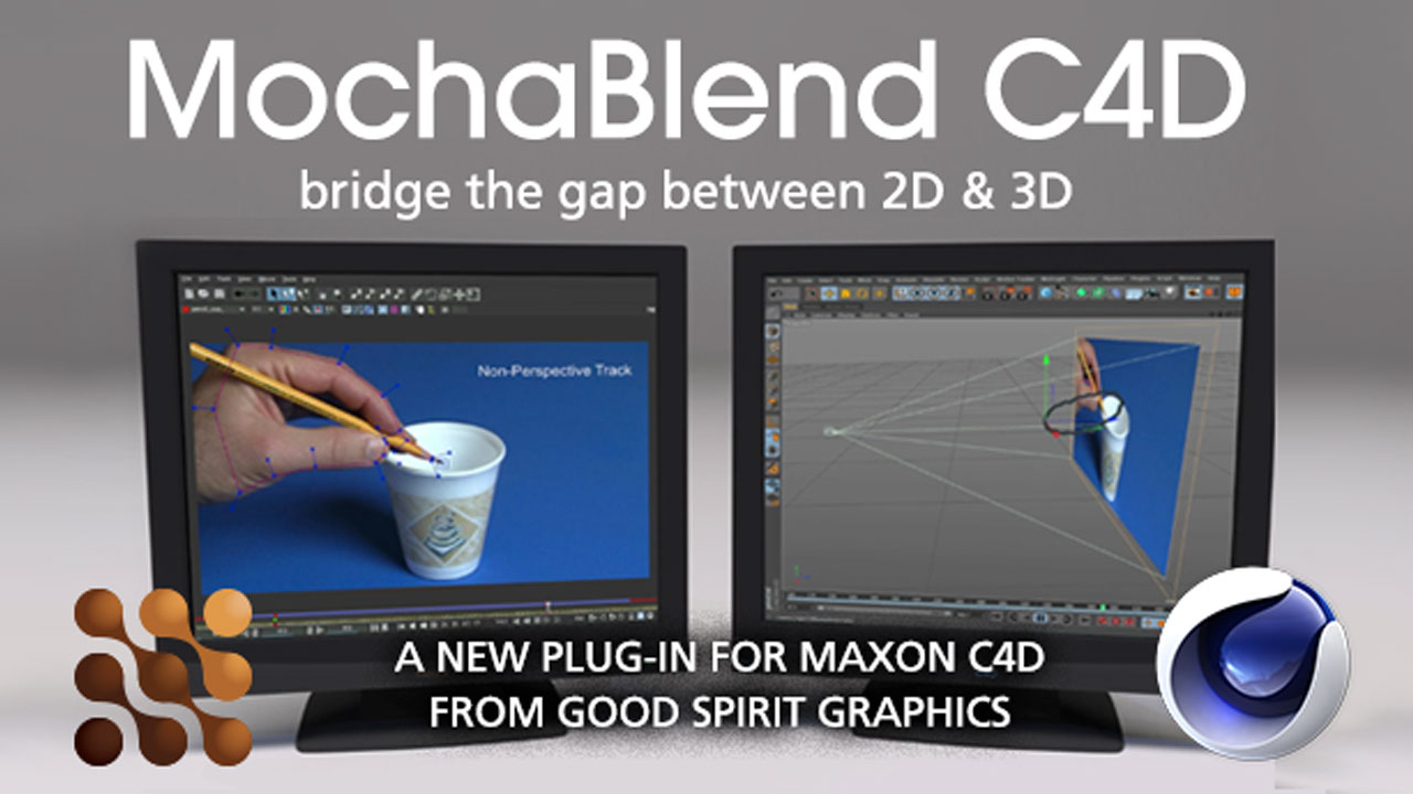 News: Intro to MochaBlend C4D – Webinar Replay