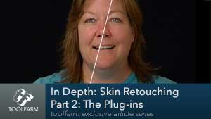 Skin Retouching Part 2