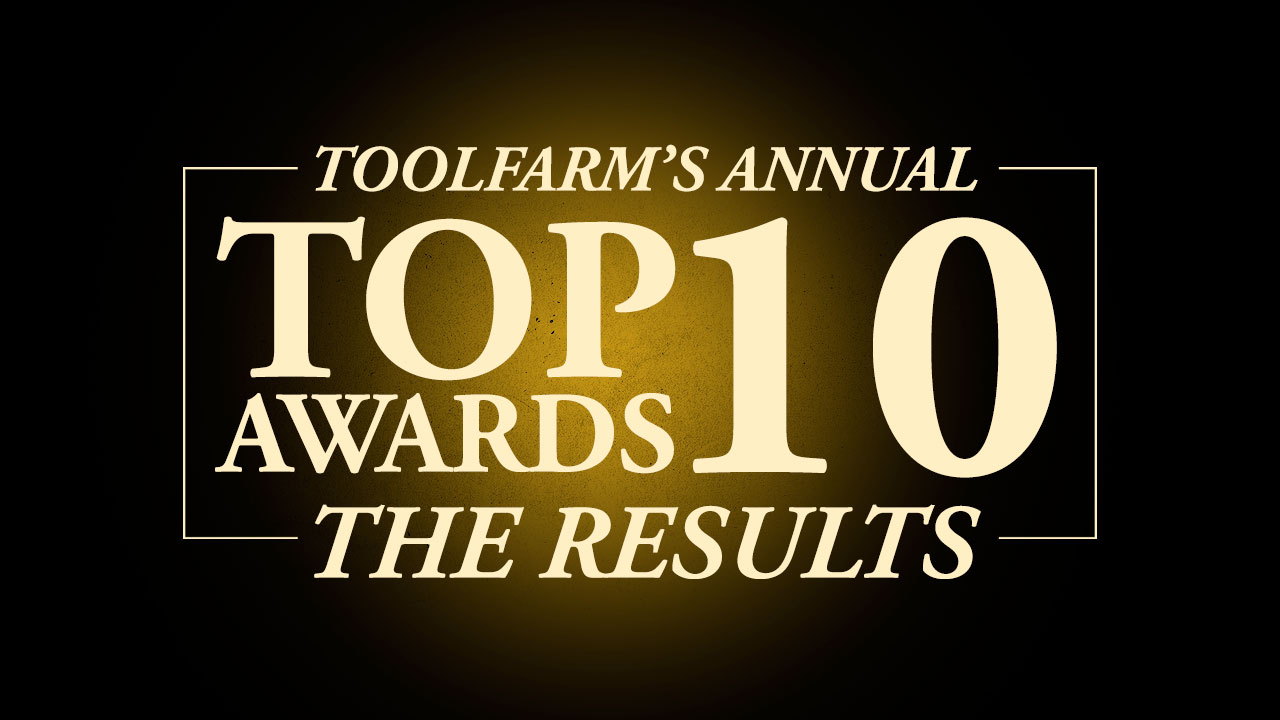 News: Toolfarm Top Products of 2015 Results!