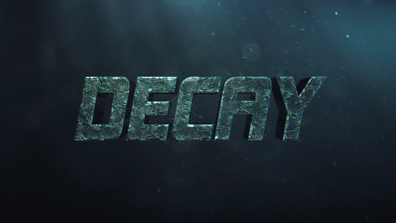 After Effects: Advanced Damage & Decay Effects Without