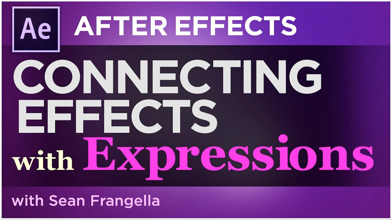 After Effects: How To Connect Effects with Expressions in After Effects