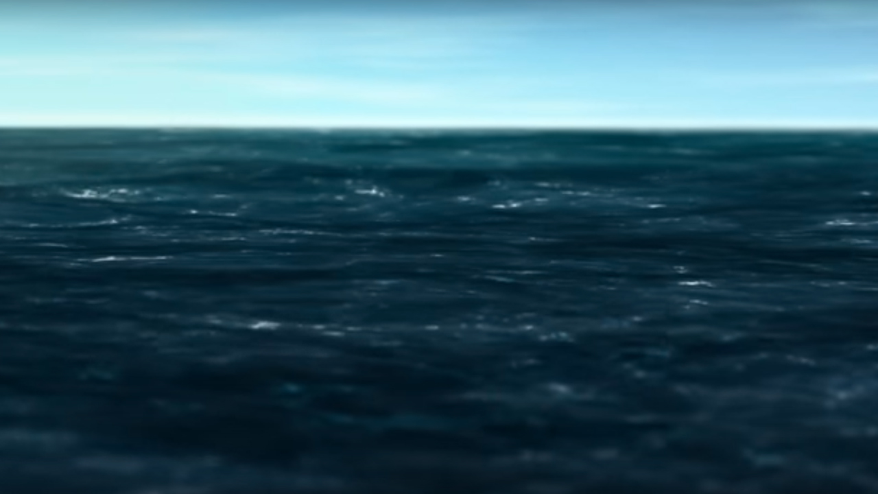 After Effects: Create an Ocean using Native Tools