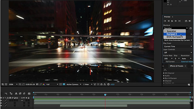 After Effects Hidden Gems Weekly: Previews in After Effects CC 2015