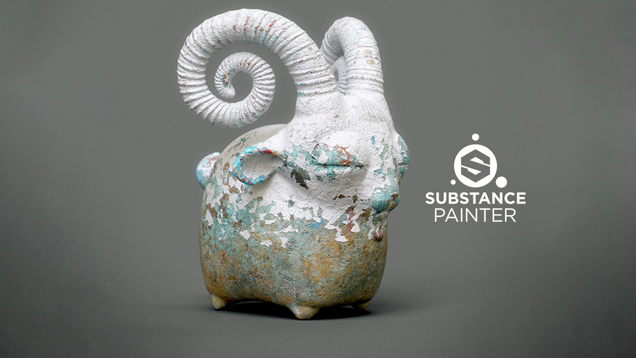 Update: Allegorithmic Substance Painter 2017.3 - Autosave, glTF and Felix Exports