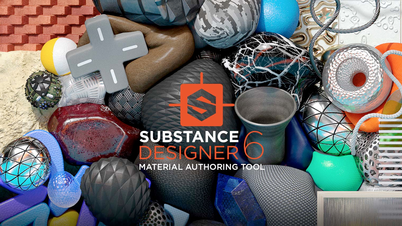 Substance Designer: Working with the New Curve Node