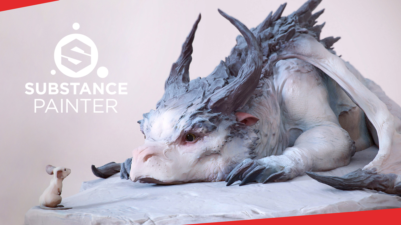 Update: Allegorithmic Substance Painter 2018.3 – Now with SVT, New Content & More