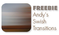 Freebie: Swish Transition Effects for Final Cut Pro, Premiere Pro, AE and Motion