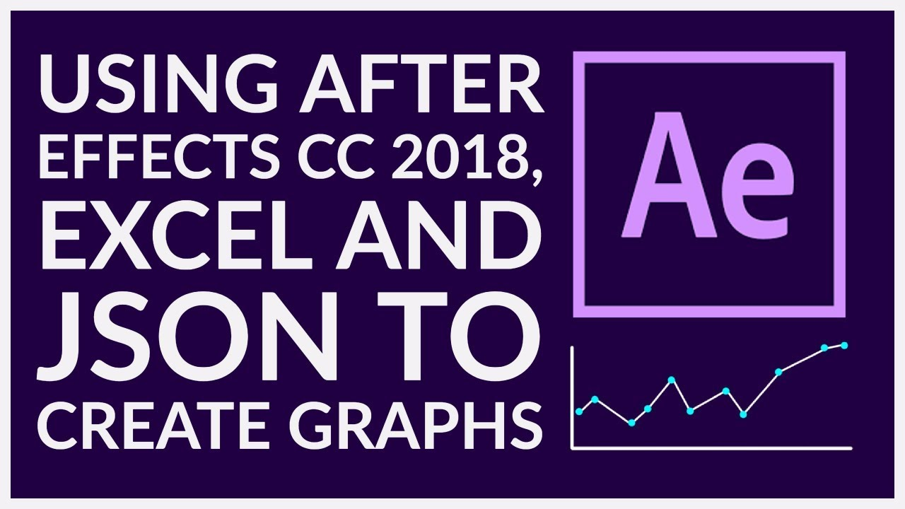 Animating Graphs in After Effects