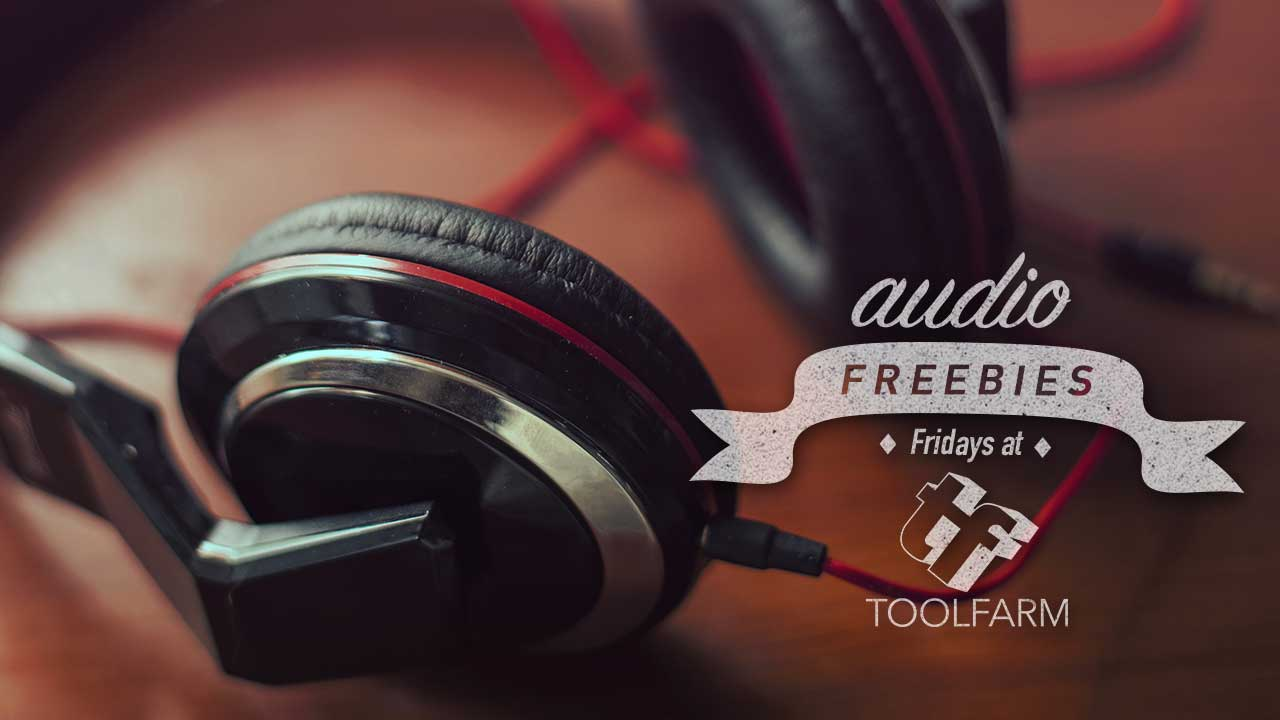 Freebie Friday: EDM Drum Plugin, Trap Loops and more