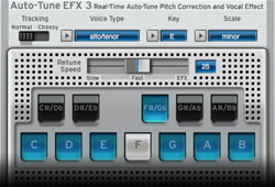 New: Antares Auto-Tune EFX 3 Now Available