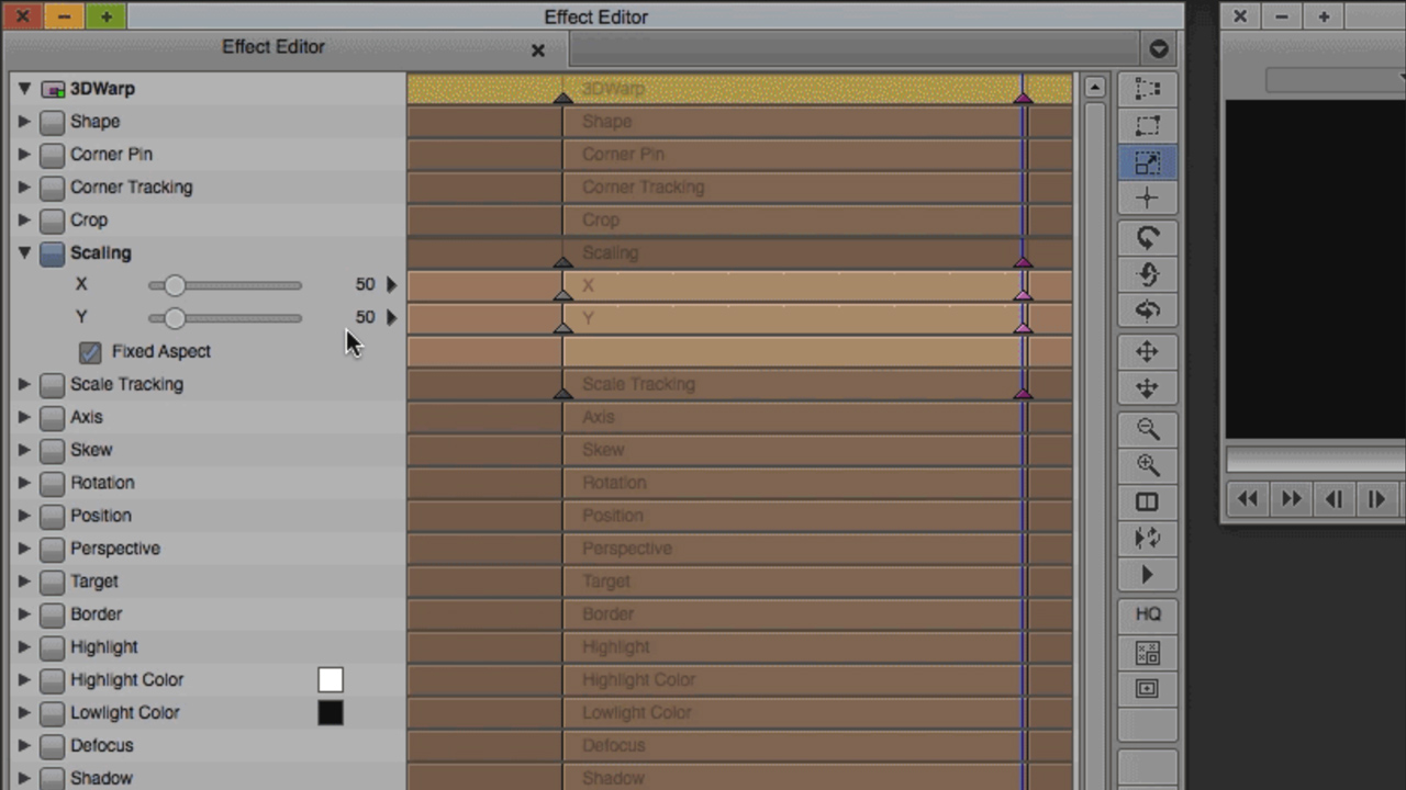 Avid: Essential Keyframing in Media Composer Knowledge