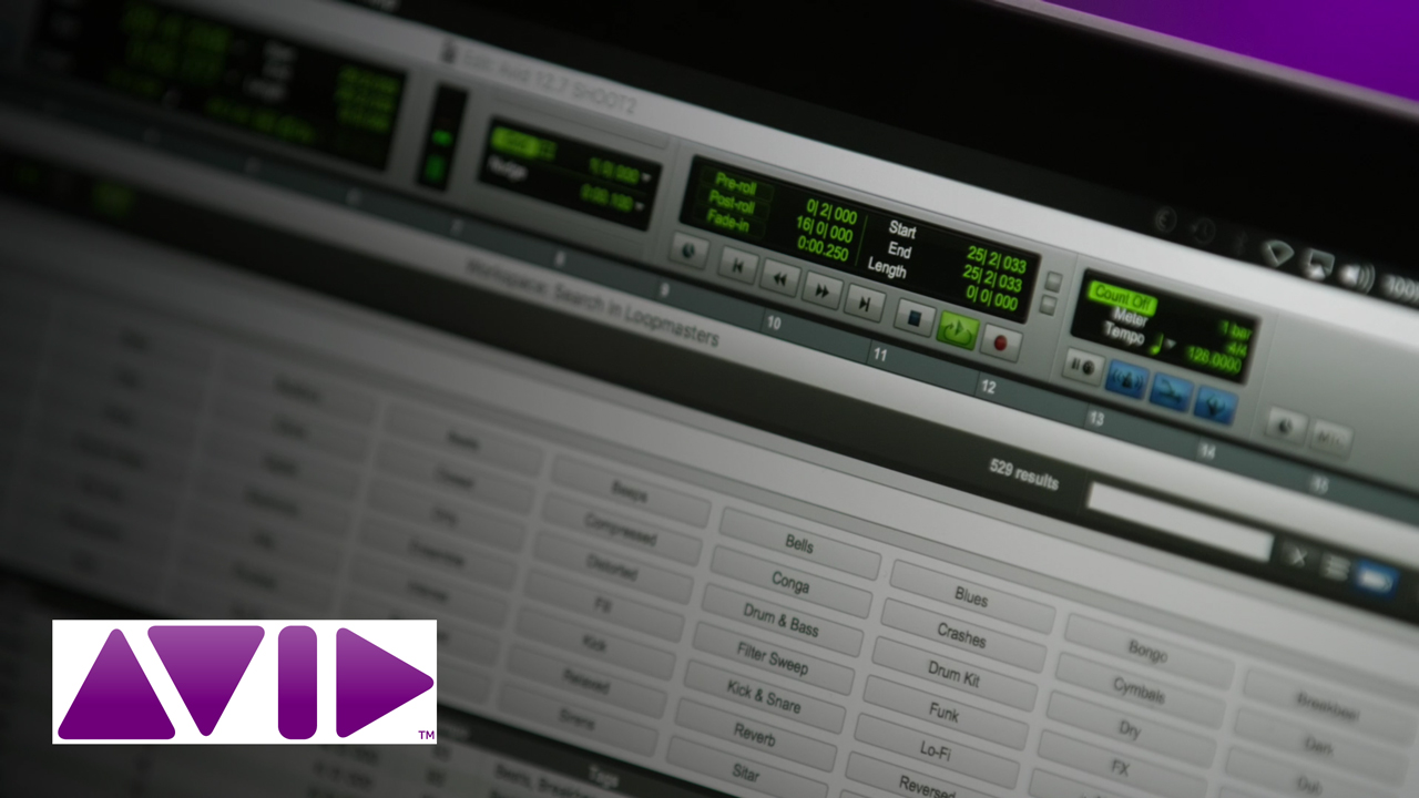 Update: Avid Pro Tools 12.8.3 – Optimized for High Sierra